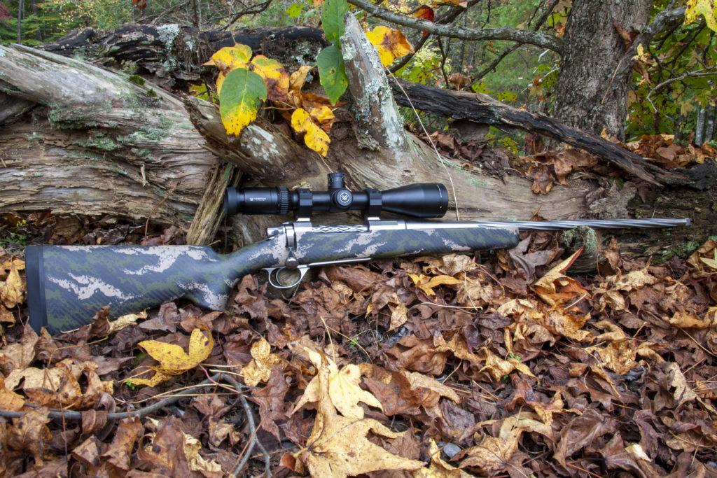 custom hunting rifle