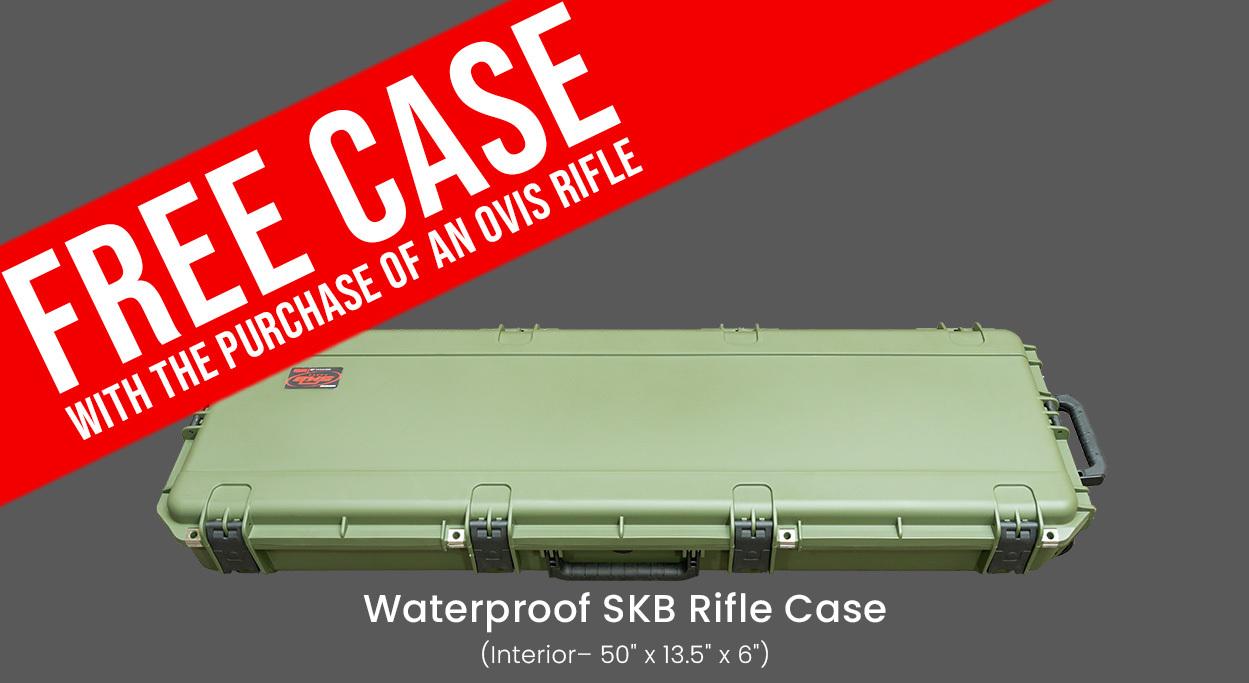 Revenant Rifles - Ovis with Free SKB Case